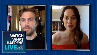Luke Gulbranson Says He Loves Hannah Berner | WWHL