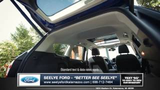 New 2015 Ford Escape Review - Interior and Exterior