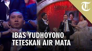 Ibas Yudhoyono Menangis Dengar Lagu dari BCL, Teringat sang Ibu Ani Yudhoyono