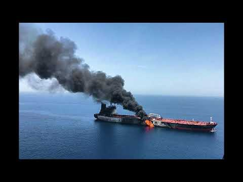 🌍 Найдены доказательства, что нефтяные танкеры атаковали США🌍
