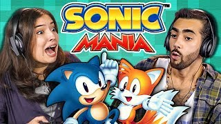 Download Youtube: ADULTS PLAY SONIC MANIA! (React: Gaming)