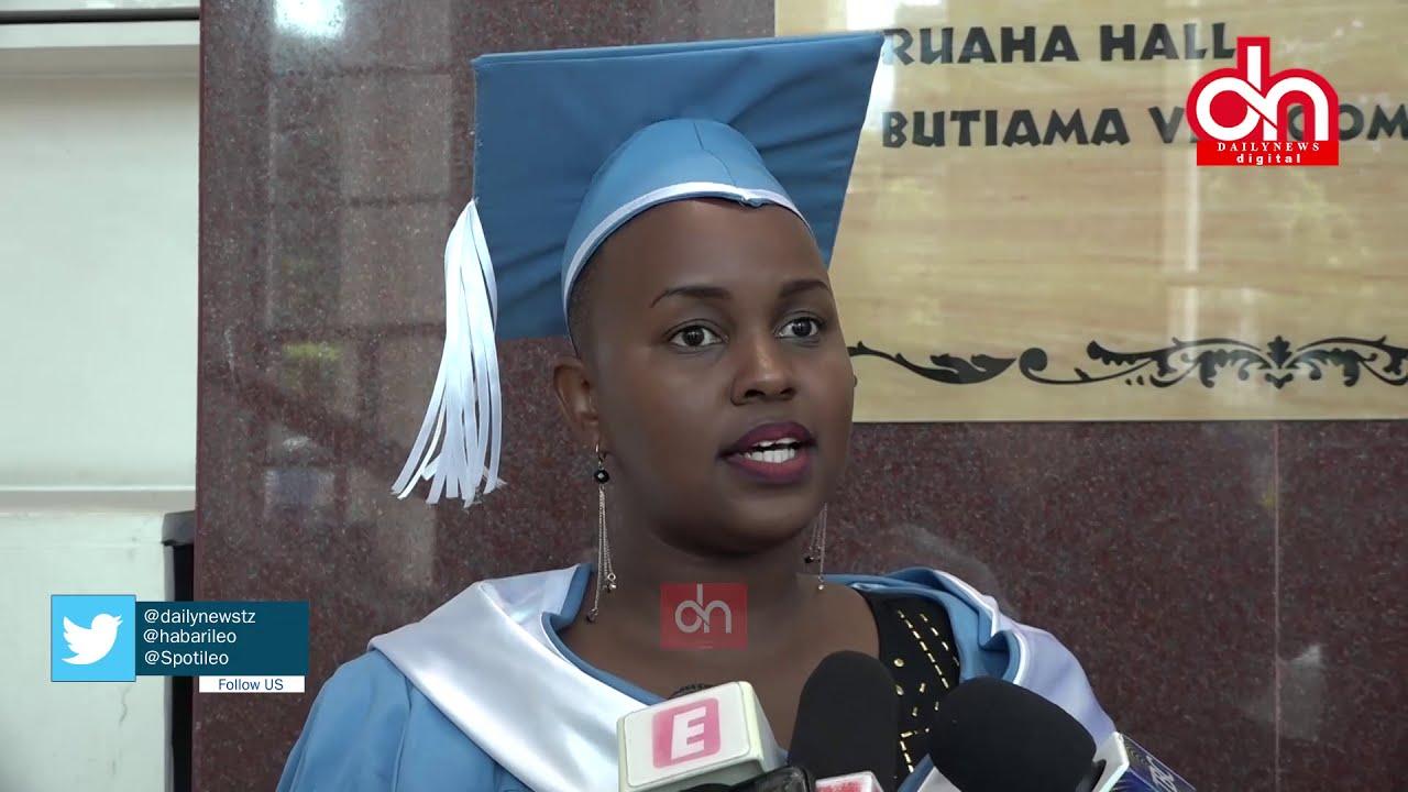 MAHAFALI CHUO CHA DIPLOMASIA: Wahitimu wapewa mbinu za kupenya soko la ajira