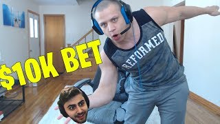 TYLER1: THE $10K CHALLENGE BEGINS IN BRONZE