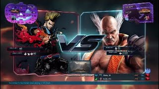 Tekken 7 Super Saiyan (Paul) vs The World
