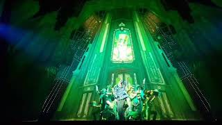 The wizard of oz stage number Merry Old Land of Oz