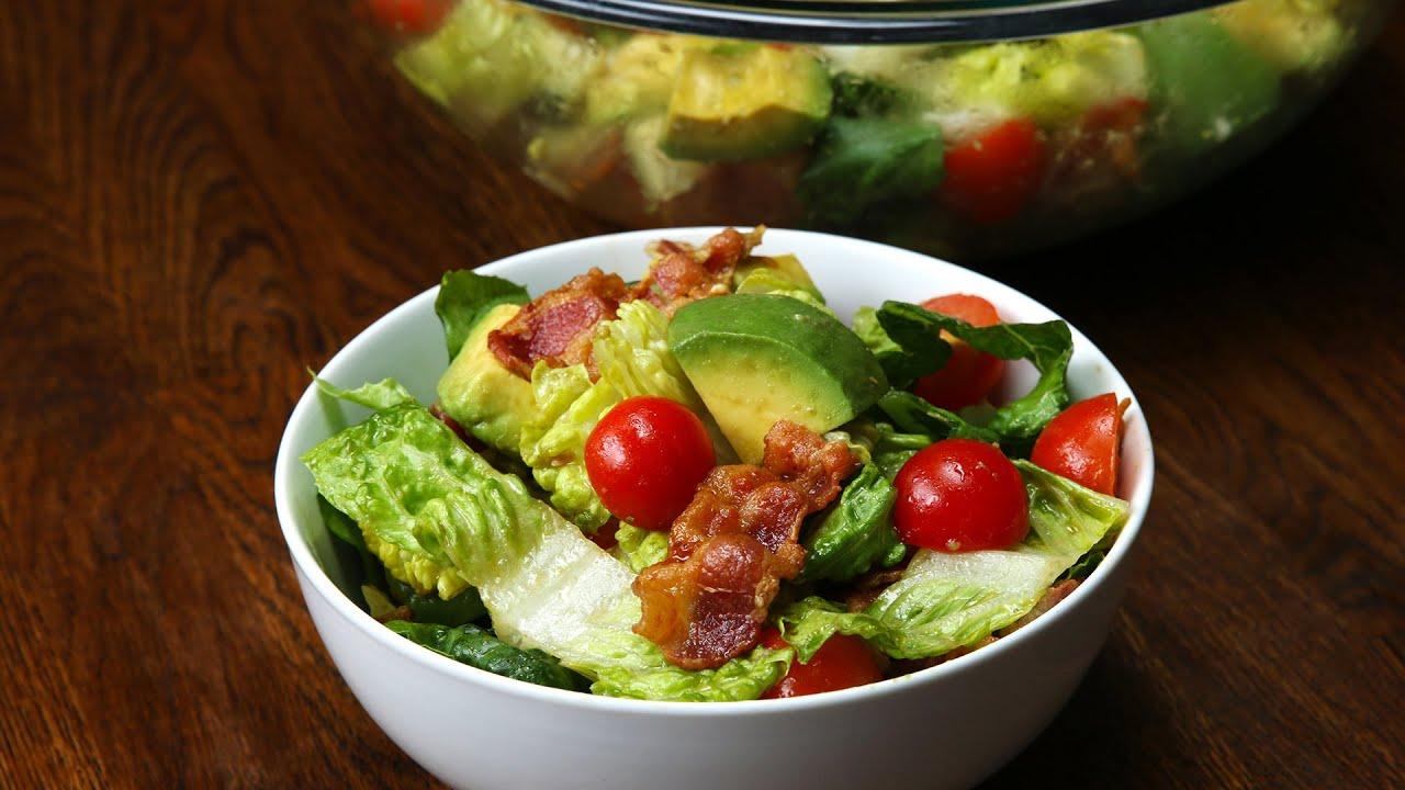lettuce salad ingredients - 1280×720