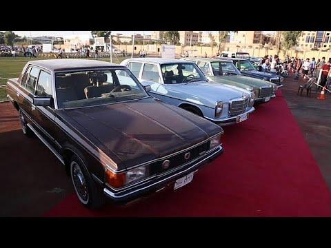 العرب اليوم - شاهد: معرض للسيارات الكلاسيكية في الموصل