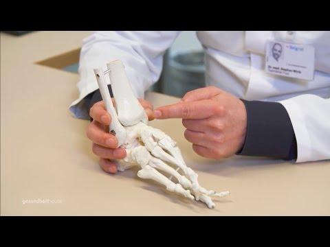 Gribok der Nägel auf den Beinen die Behandlung die Volksmedizin