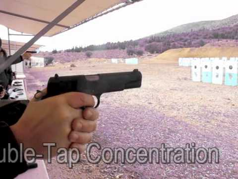 DPM PRESENT M 1911 RECOIL REDUCTION SYSTEM
