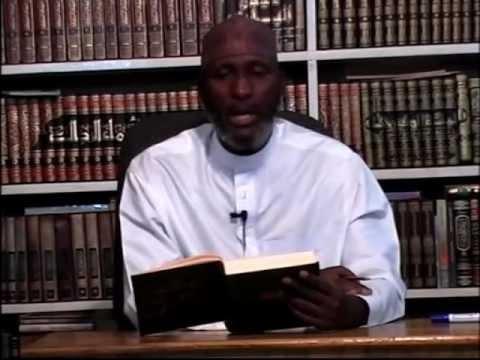 Sheikh Awwal Albany Zaria(Tafsir Ibnu Khaseer 3)