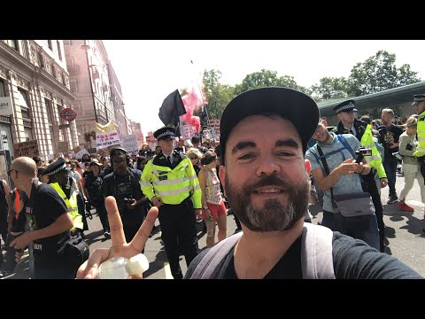 LIVE: ANIMAL RIGHTS MARCH 2019 LONDON
