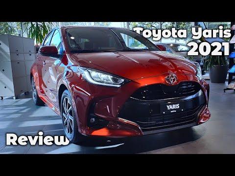 New Toyota Yaris 2021 Review Interior Exterior