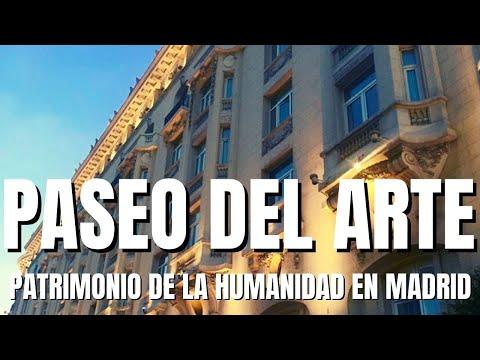 Museos de Madrid  el Paseo del Arte