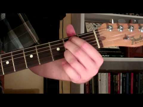 How To Play the Em9 Chord On Guitar (E minor ninth) 9th