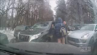 Тупые дуры за рулём