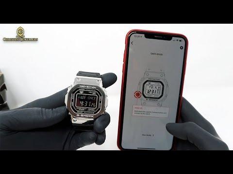 Casio G-Shock Watch GMWB5000-1