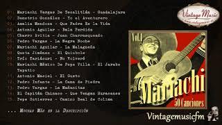 Los Mejores Mariachis, 50 Rancheras y Corridos (Full Album/Álbum Completo) Vol. 1
