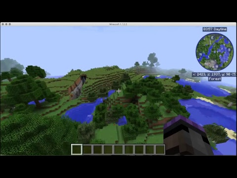 Horse Pack - Climate Control Geographicraft -  World Generation - ScottoMotto Minecraft Stream