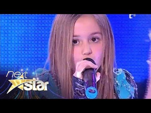 """Taylor Swift - """"Blank space"""". Vezi cum cântă Iuliana Beregoi, la """"Next Star""""!"""