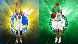 Stephen Curry vs Ray Allen Top 10 Career Three-Pointers