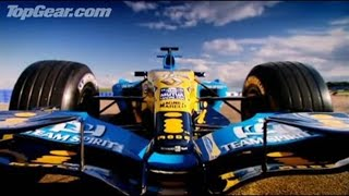Richard drives a F1 car round Silverstone - Top Gear - BBC - dooclip.me