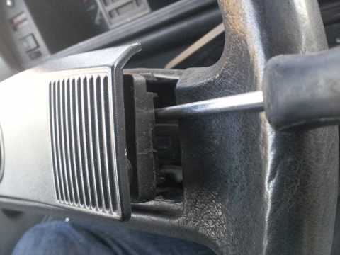 VW T3 Lenkrad ausbau