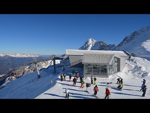 Pontedilegno-Tonale. Aperto il nuovo rifugio Panorama 3000 Glacier