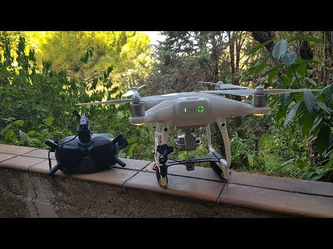 first-flight-test-with-phantom-4-pro-and-dji-fpv-system