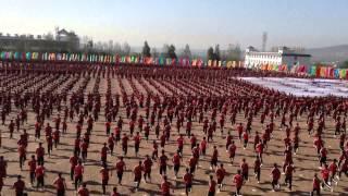 Die besten 100 Videos Darfs ein wenig mehr sein? Kunfu Academy, China, near the Shaolin Temple, Martial Arts School