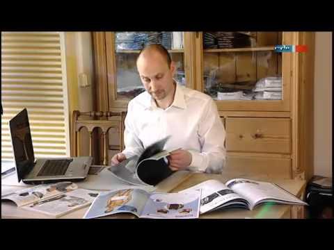 """""""Unsichtbares"""" Unterhemd - MDR Einfach genial - 10.04.2012"""
