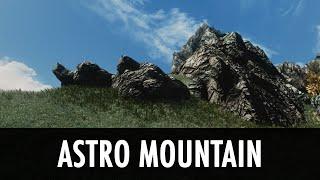 Skyrim Mod Spotlight: Advanced Skyrim Realistic Texture Overhaul Mountain