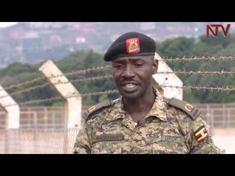 Waliwo akubiddwa essasi lwa kubba katimba ku Entebbe-k'la express highway