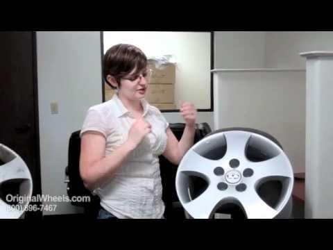 QX56 Rims & QX56 Wheels - Video of Infiniti Factory, Original, OEM, stock new & used rim Shop