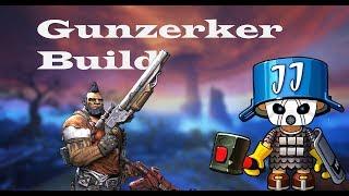 gunzerker build borderlands 2 72 - TH-Clip