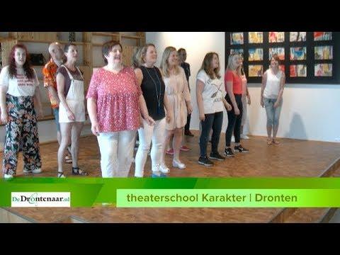 """VIDEO   Karakter kijkt uit naar uitvoering in De Meerpaal: """"Leukste musical van het jaar"""""""