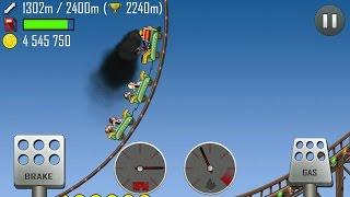 Hill Climb Racing Android Gameplay #23