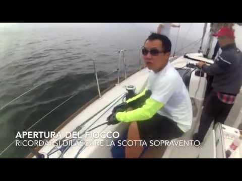 Video estate da pesca di primavera