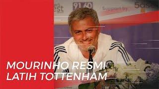Jose Mourinho Resmi Menjadi Pelatih Baru Tottenham Hotspur