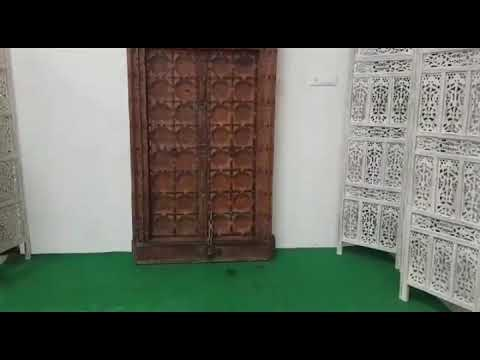 Antique Carved Door