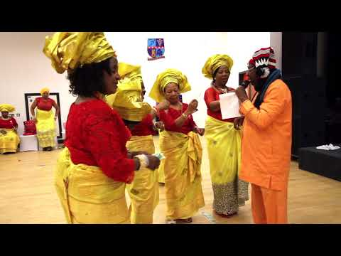 Morocco Maduka In London