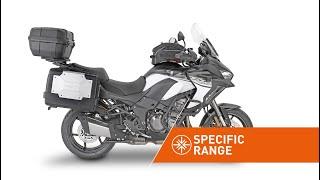 Specific Range → Kawasaki Versys 1000