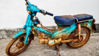 1978 Honda Super Cub C50 Full Restoration | Restored to New Condition - I Didn't Think It Would Run