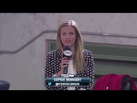 Funniest Live TV Sports Reporter Moments