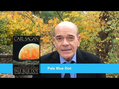 The Planetary Post - Carl Sagan's Pale Blue Dot