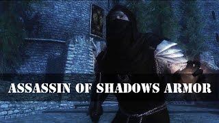 TES 5: Skyrim | Броня Убийцы теней