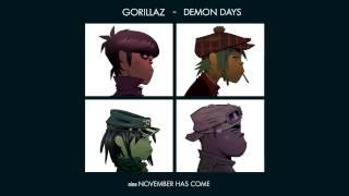 November has Come-Gorillaz