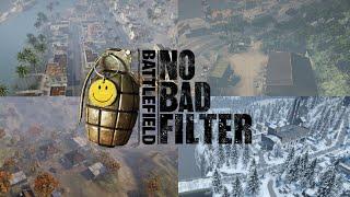 No Bad Filter - 21-9 Showcase Comparison BFBC2 Mods