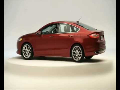 New Ford Fusion 2013