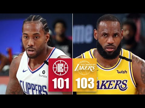 LA Clippers vs. Los Angeles Lakers   2019-20 NBA Highlights HD Mp4 3GP Video and MP3