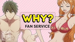 The Anime Fanservice Episode   Why, Anime? | Get In The Robot